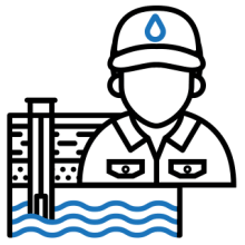 1 Поставка современных высокопрочных водоподъемных труб из нПВХ (для погружных насосов).